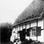 Cottages opposite Owlscote Farm