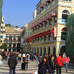 Macau has a lot more character to it than Hong Concrete