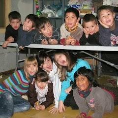 Estades infantils al local 29-12-2008