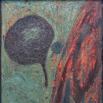 Baume II; oil on canvas; © 1996