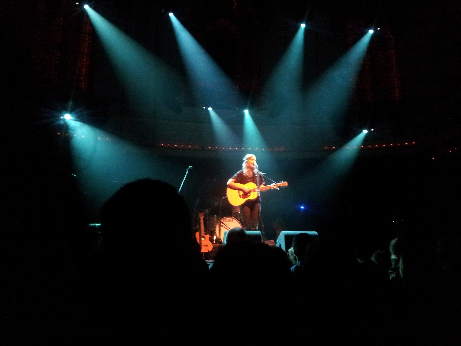 Maaike Ouboter in Paradiso