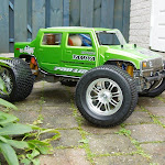 Tamiya Terra Crusher RB .28