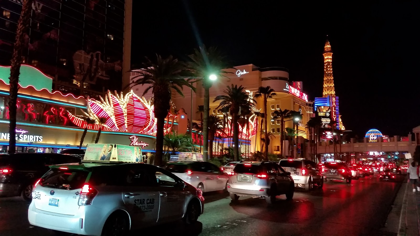 Vegas Nightlife