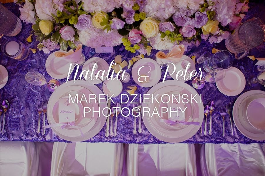 Natalia & Peter by Dziekosnki Photography