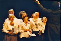 La chorale de St Fulbert 02, 1ère Nuit, Cossé 2002