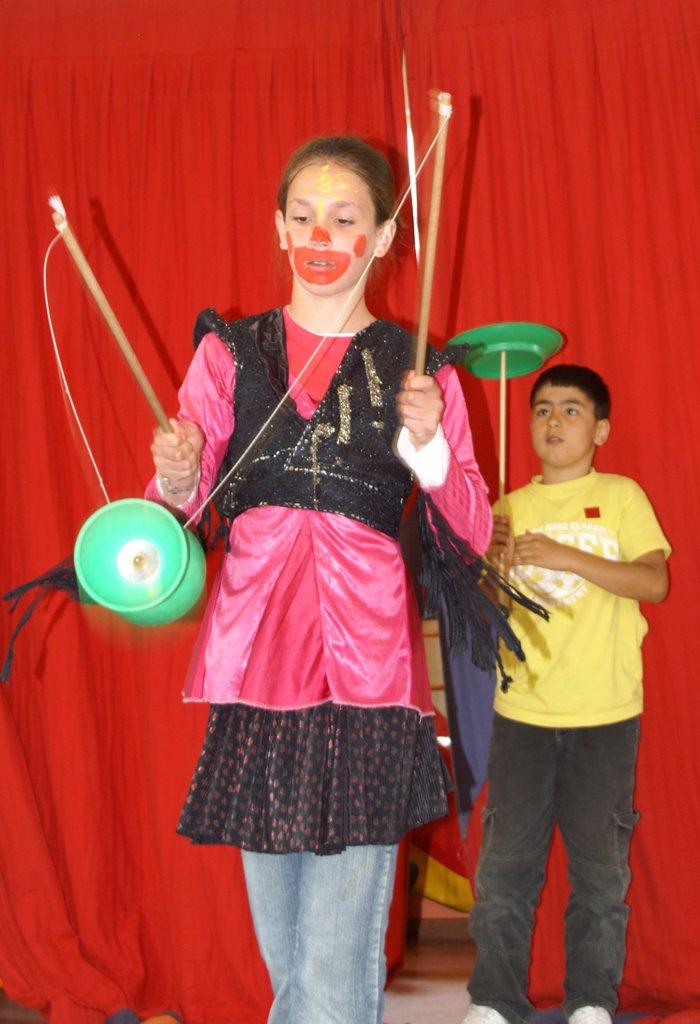 Circus en Receptie 60 Jarig Jubileum - jub225