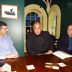 Meeting Raffi Hovhannisyan, Mar 2014