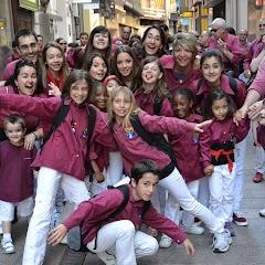 Actuació Paeria Festa  deMajor  Maig 12-05-13