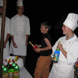 Táborová oslava (3) - oslavenci