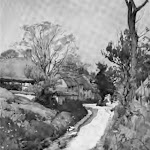 Stream Road, from 'The Icknield Way' by Edward Thomas, 1913