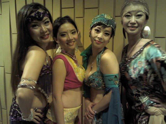 Showtime & Dance Associates (Backstage) - Shanghai Oriental Art Theatre (Dance Bootcamp with Tamalyn Dallah)