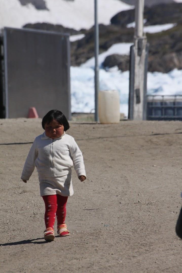 Inuits have distinct look