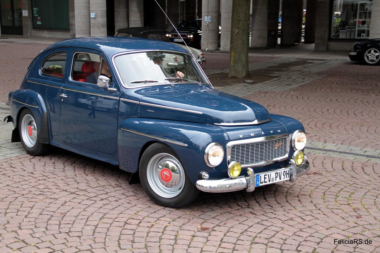 Stratnummer 15 Volvo PV 544 1963