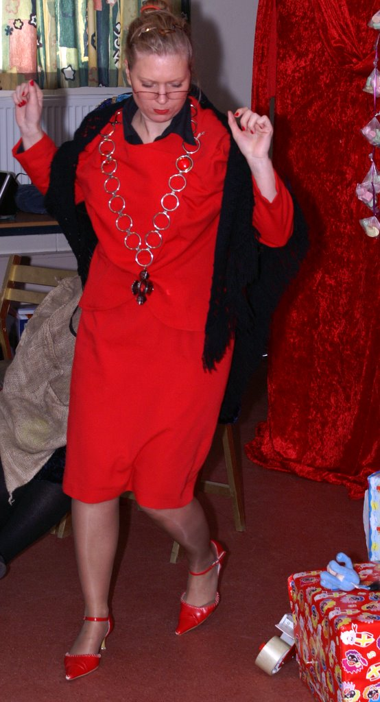 Sinter Klaas 2008 - PICT5952