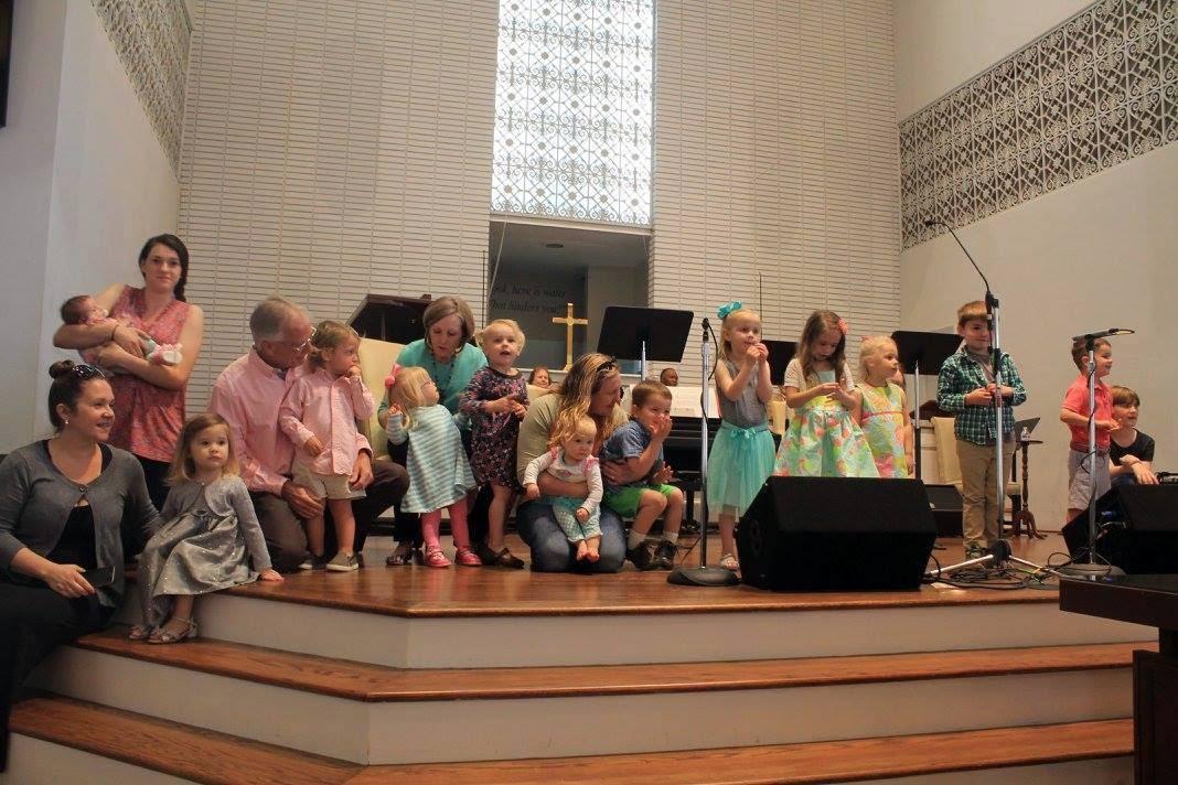 Preschool Sunday 2017