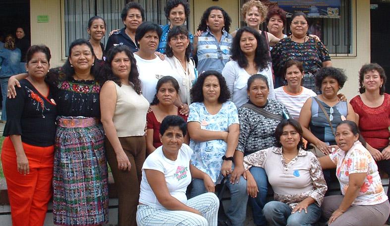 PROCESO DE FORMACIÓN Y CAPACITACIÓN PNS STEG Guatemala