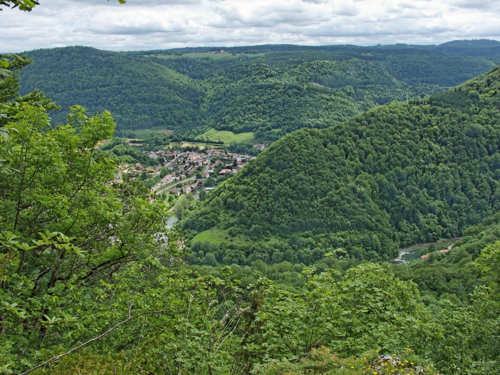 Vallée du Doubs - St Hippolyte