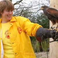Opening Speeltuin en Roofvogelshow 17 maart 2007 - Nr_069