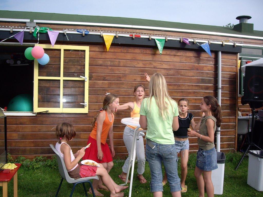 Kampeerweekend  23,24 juni 2006 - kwk2006 017