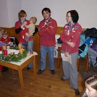 2010 12 10 Weihnachtsfeier Pfadis