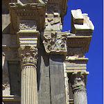 Arc de Septime Sévère : détail