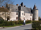 The chateau at Chemery