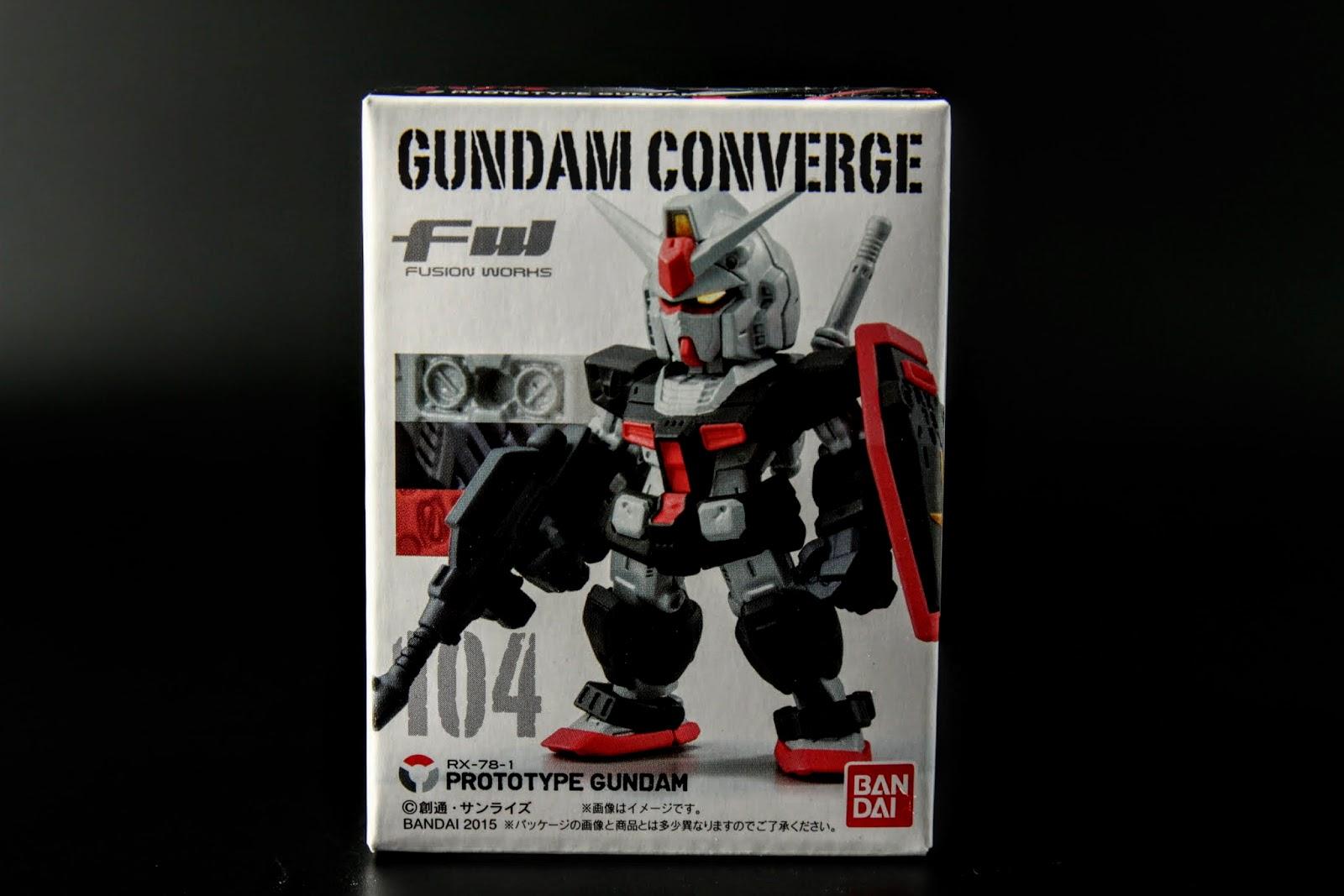 RX-78-1 Prototype Gundam;是的,又是共模,不過有細節不同