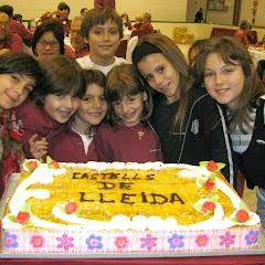 Toc de Matinades i dinar XIV Diada de la Colla 2-11-2008