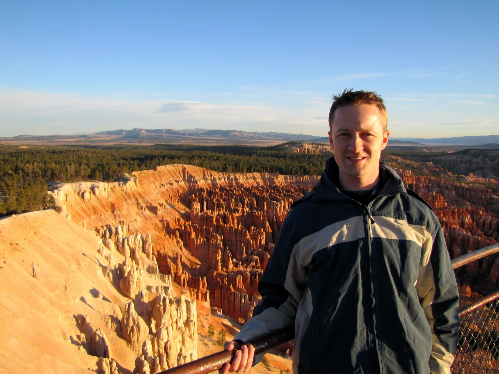 Me and the Organs of Bryce Canyon