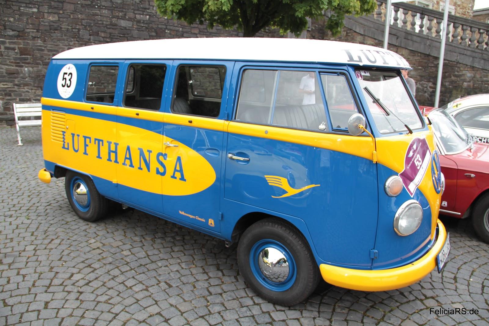 Volkswagen T1 Lufthansa