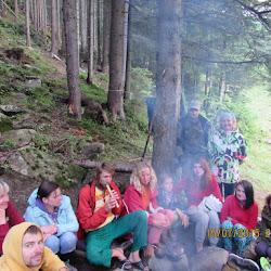 Карпаты 2015. Летний тренинг в палаткАХ