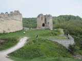 Chateau Gaillard  (by Sarah)