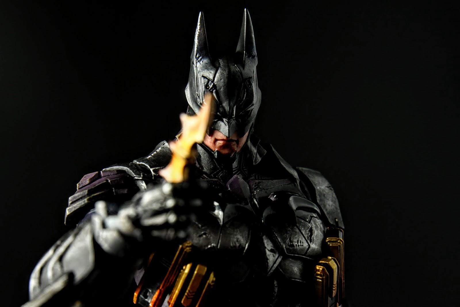 最後蝙蝠俠慣例