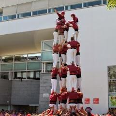 Actuació Fort Pienc (Barcelona) 15-06-14