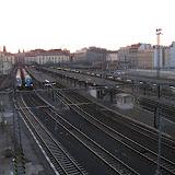 Další cache s výhledem na Masarykovo nádraží