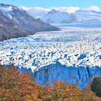 The Glacier and Autumn