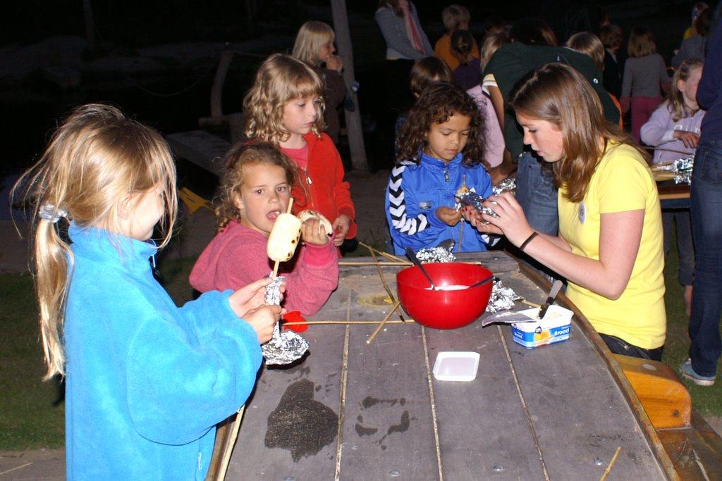 Kampeerweekend 2008 Vrijdag en Zaterdag - PICT4815
