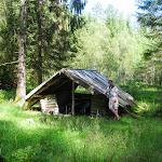 Norwegian scout hut
