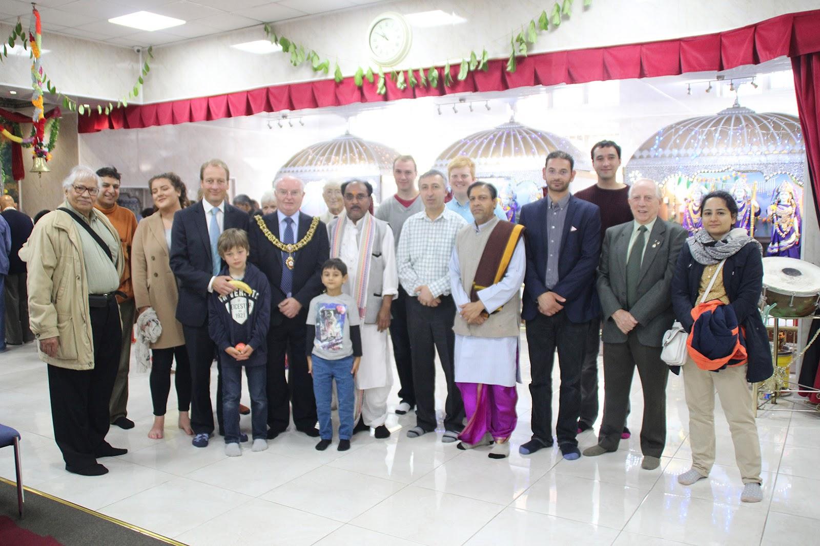 Lord Mayor Visit 2015