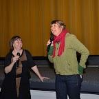 Adeline Stern et Silvia Haselbarth