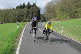Riding to Trier