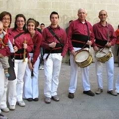 XIII Aniversari colla (actuació) 6-04-2008