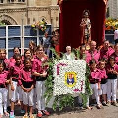 Ofrena Sant Anastasi  11-05-15