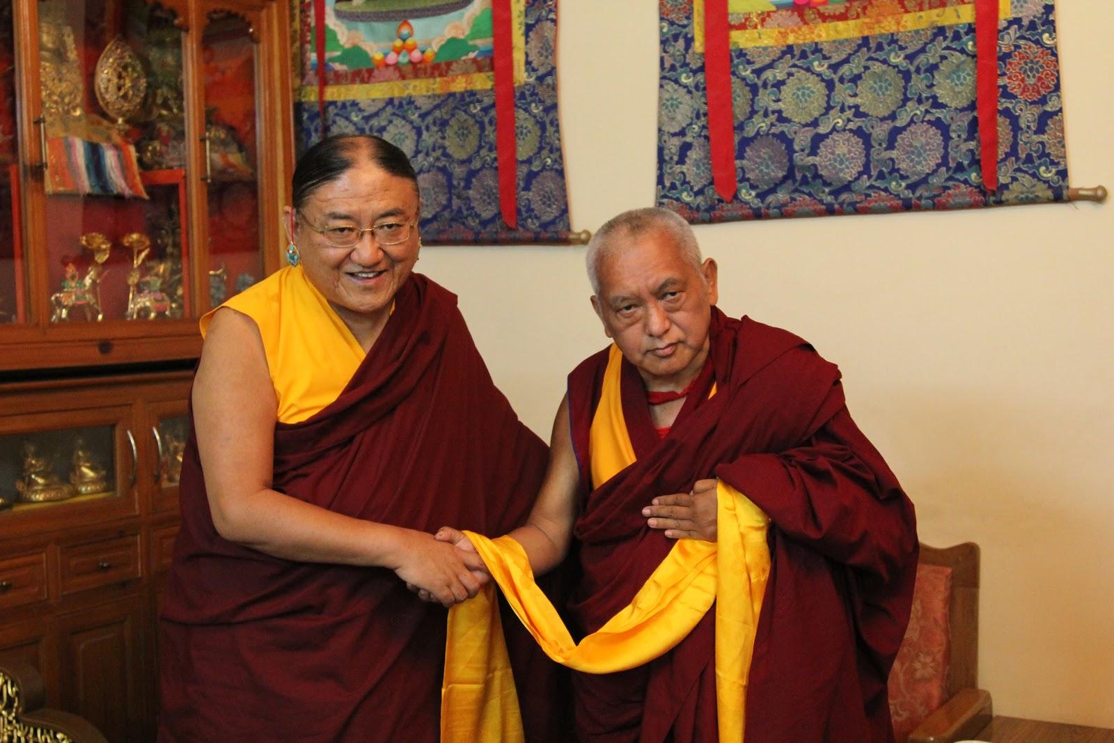 His Holiness Sakya Trizen