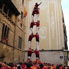 Diada Castellers de Lleida  25-10-14