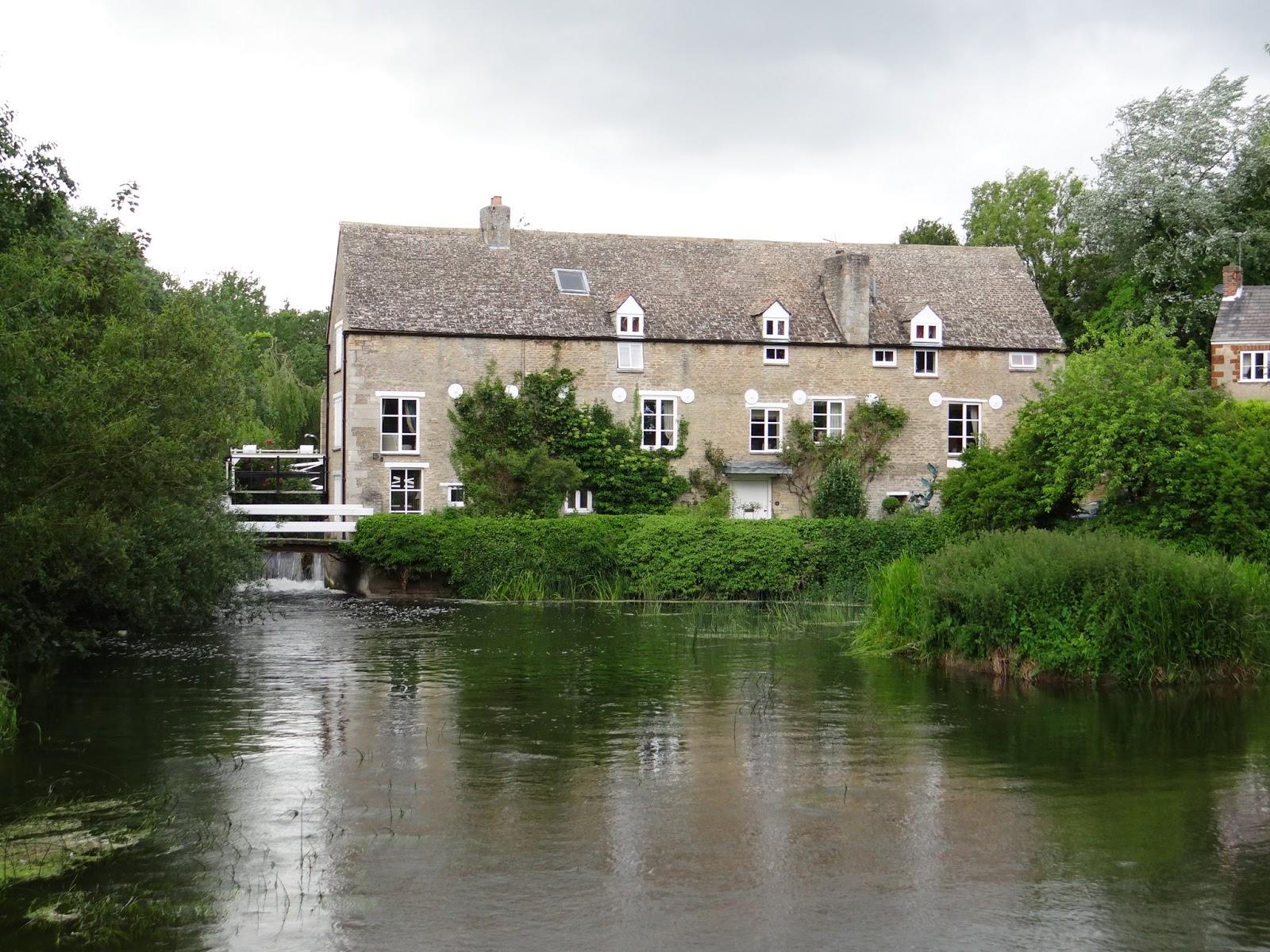 Wadenhoe Mill