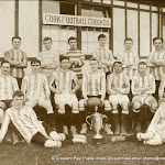 Crescent College Football Team 1908-09