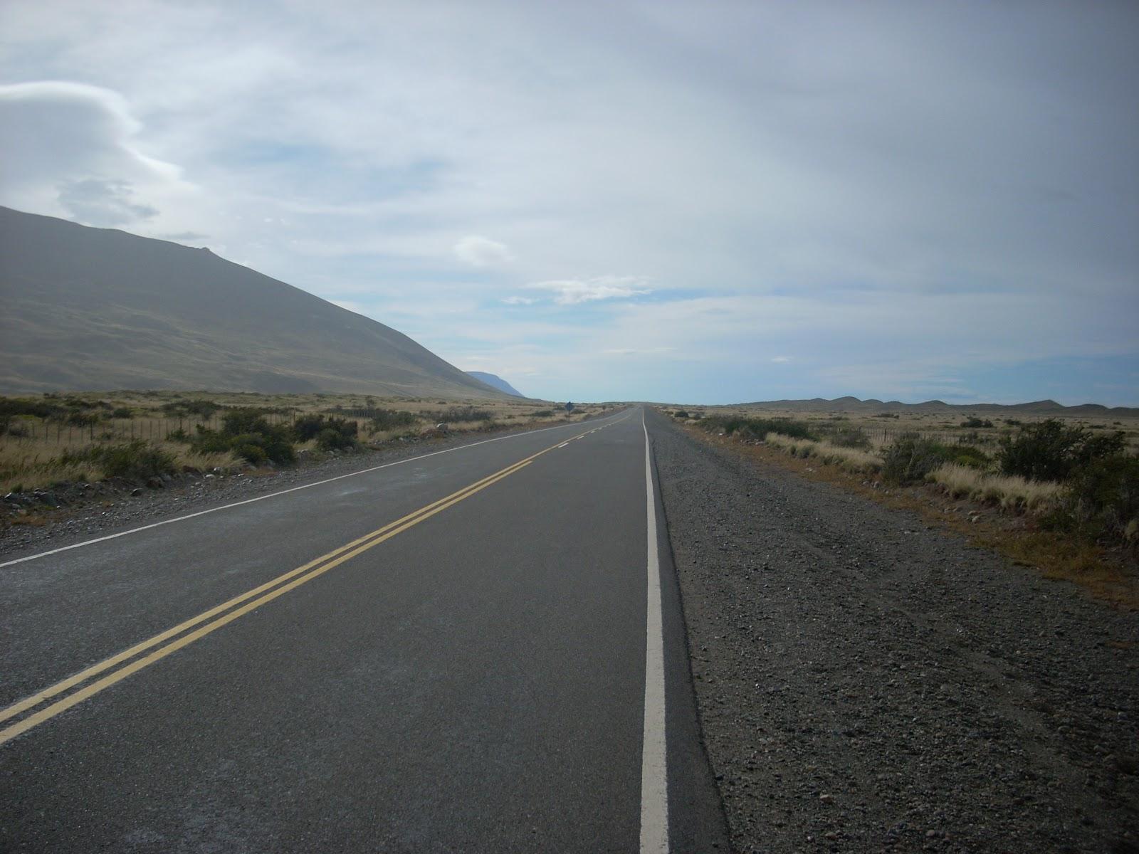 Smooth straight roads ahead
