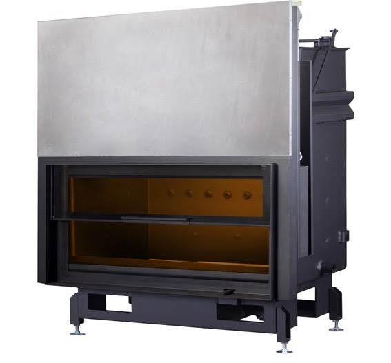 PANAQUA 130 EVO LD PODIZNI dim. 1260x1172 promjer dimovodne cijevi: fi200