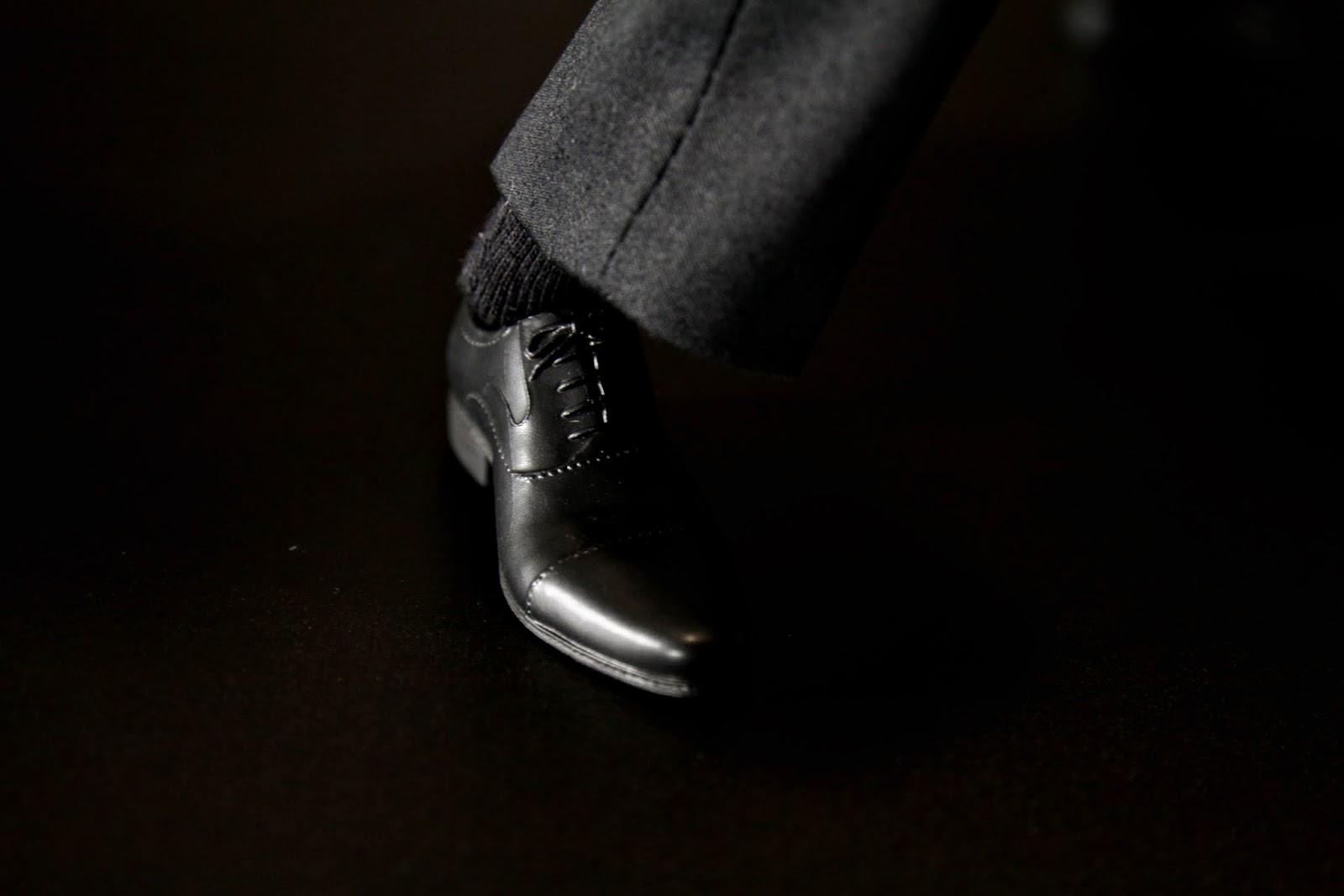 皮鞋跟布魯斯的不同款~我覺得光這點就值得鼓勵